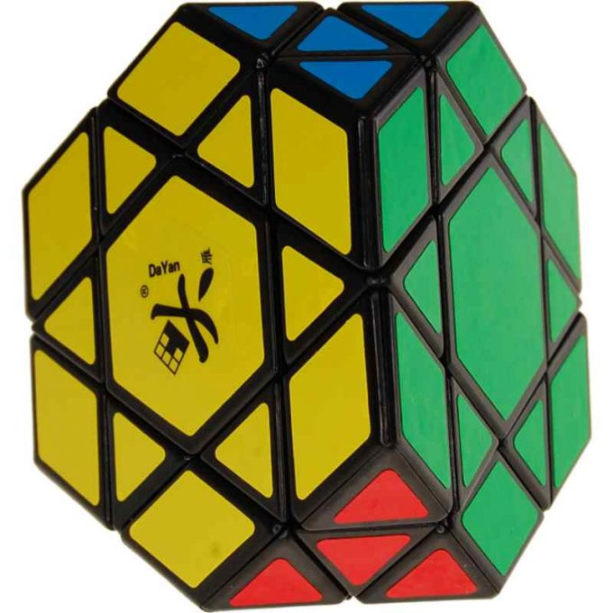 gem cube-a rotational puzzle