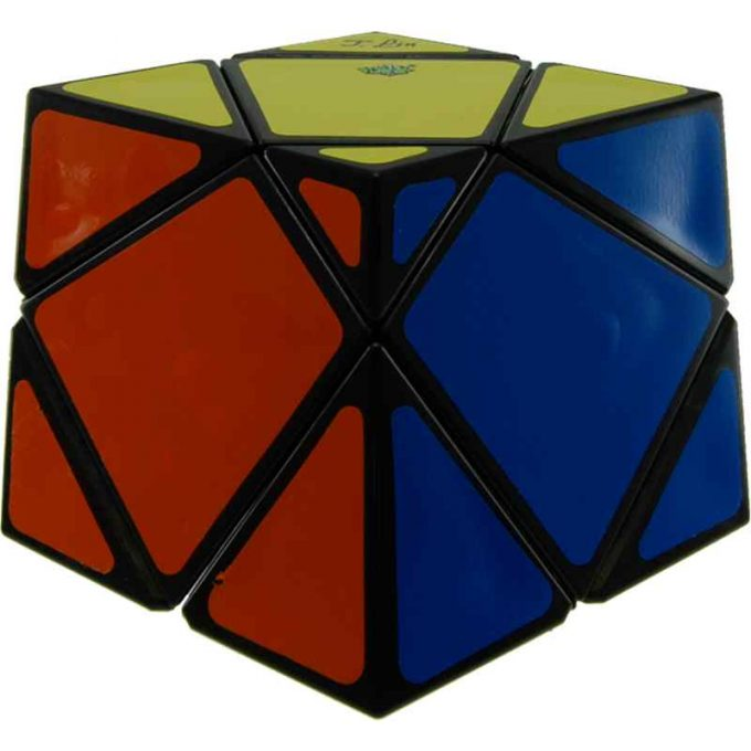 3d puzzle-squished skewb